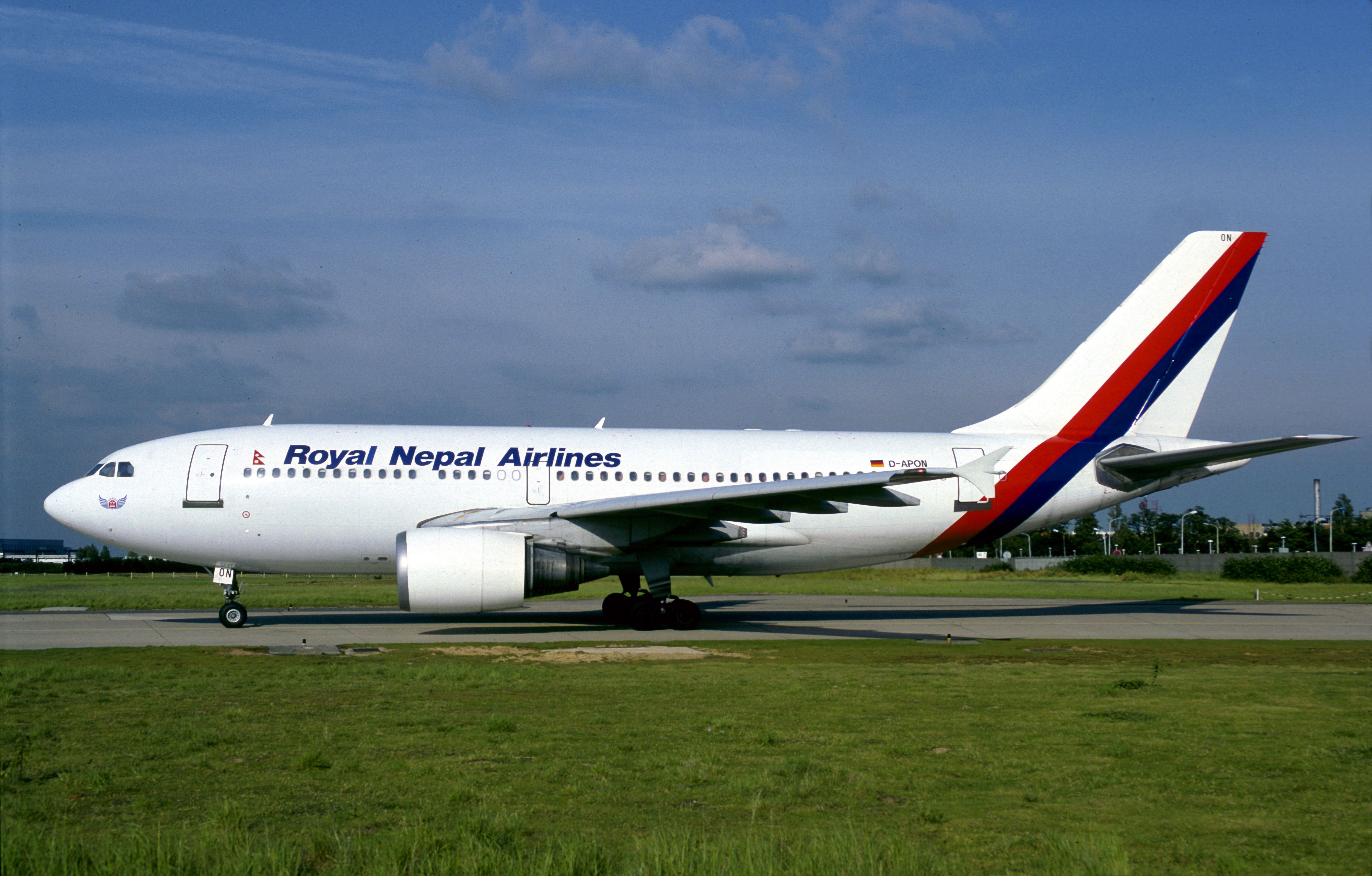 Nepal Airlines A310