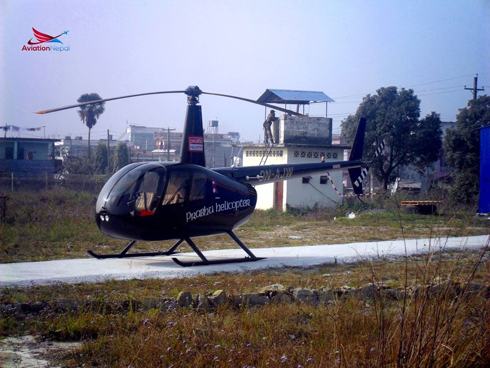 Tourism MinistryFixed The Rate On Helicopters Chartered Flights  AviationN