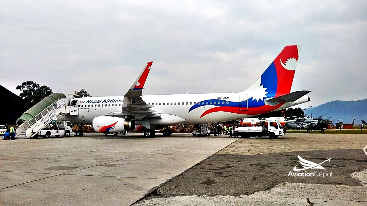 Nepal Airlines - aviationnepal