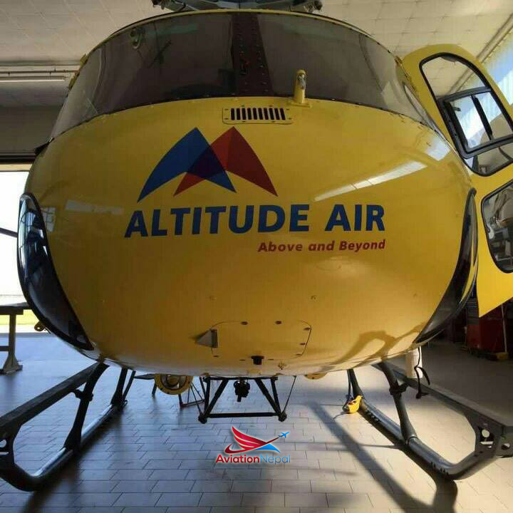 Altitude Air-Aviation Nepal