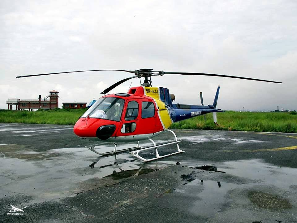 Mountain Helicopters - aviationnepal