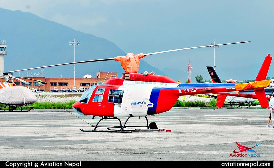 Fishtail Air - Aviation Nepal