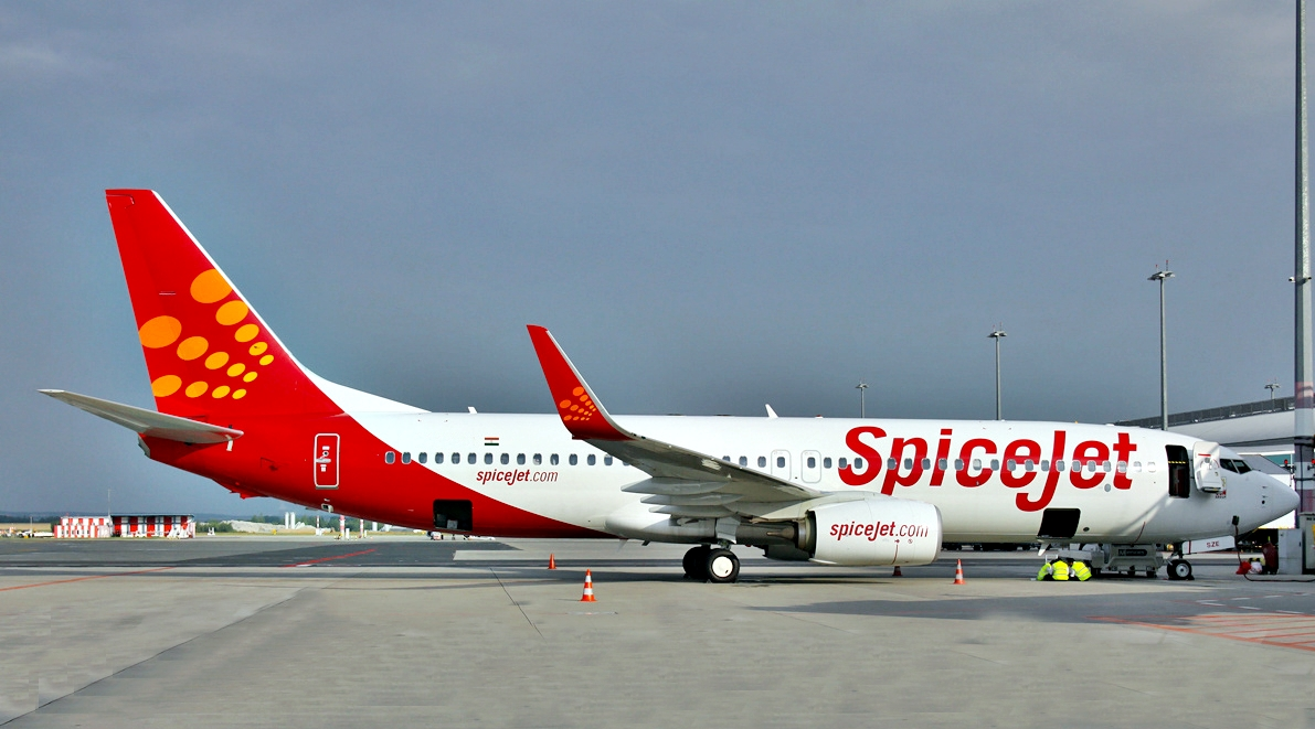 Foul Smell From Plane S Toilet Caused Spicejet Flight To