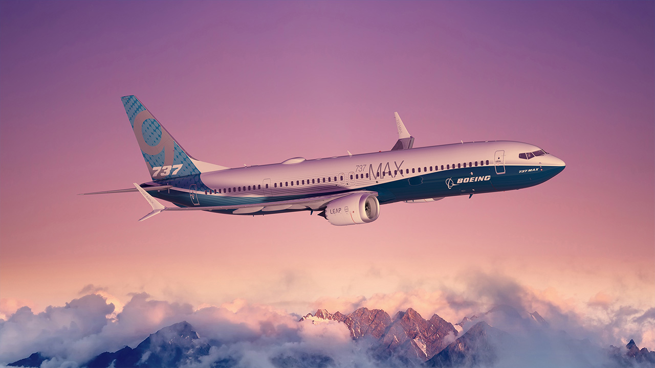 Boeing 737 max 9 first flight to be conducted today for Flights to paris today